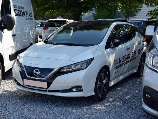 Nissan Leaf - 40 kWh Direktantrieb - TEKNA