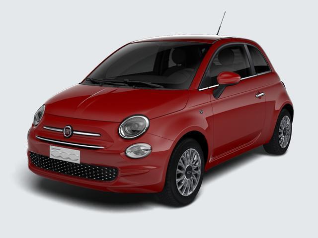 Fiat 500 - Lounge Serie 7 - City Paket PDC, Klima, Apple CarPlay, Bluetooth