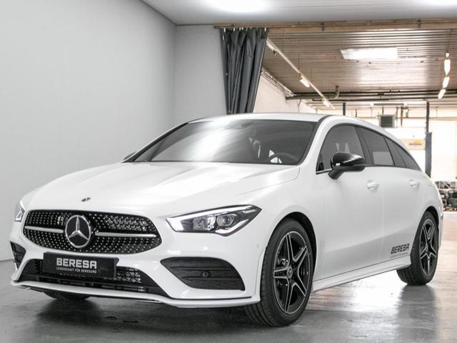 Mercedes-Benz CLA 180 SB NEUES MODELL AMG Night LED