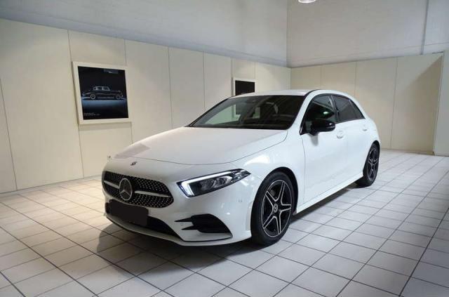 Mercedes-Benz A-Klasse A 200 AMG LED+MBUX-Navi+AR+KAMERA+PTS+SHZ+KLIMA