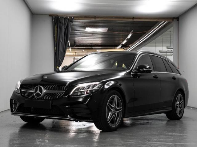 Mercedes-Benz C-Klasse - C 200 LED KAMERA KEYLESS PTS Spur Paket SHZ KLIM