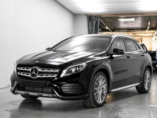 Mercedes-Benz GLA 200 URBANStyleAMG+GARMIN®+LED+AHK+KAMERA+KEY