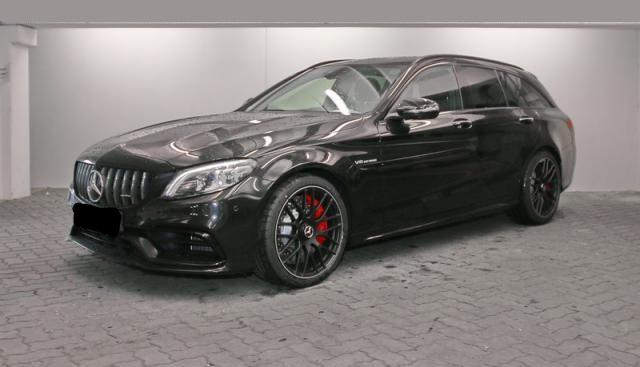 Mercedes-Benz C-Klasse - C 63 S AMG T COMAND LED NIGHT PANO DISTR Wid