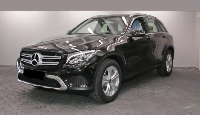 Mercedes-Benz GLC - 250 4M EXCLUSIVE Navi LED STHZ AHK PTS SHZ K