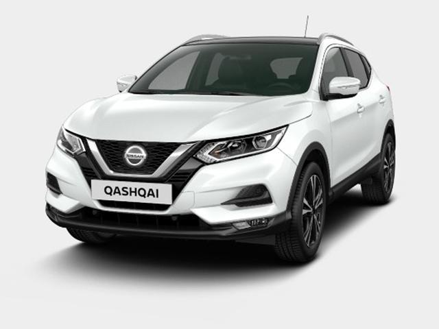 Nissan Qashqai - 1.7 dCi Xtronic ALL-MODE 4x4i Automatik - N-WAY