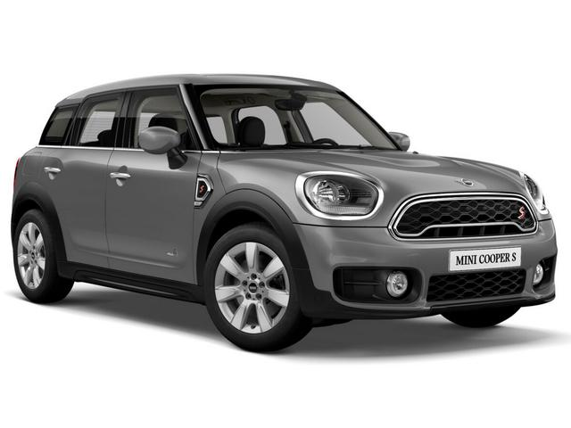 Mini Countryman - One Chili LED Klimaaut. 17Zoll LM