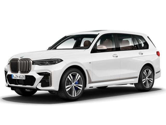 BMW X7 - M50i EURO6 Gestiksteuerung B&W Surround M Spo