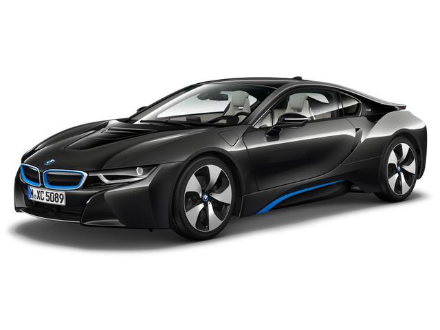 BMW i8 - Coupe  SONDERLEASING