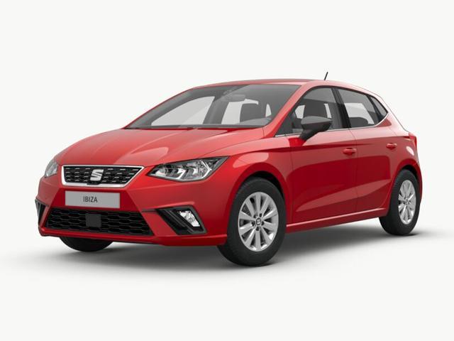 Seat Ibiza - XCELLENCE 1.0 TSI 70 kW (95 PS) Climatronic Einparkhilfe