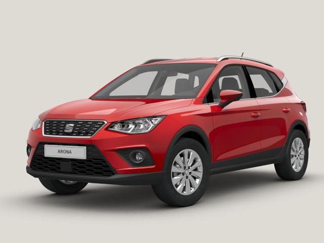 Seat Arona - XCELLENCE 1.0 TSI 70 kW (95 PS) Einparkhilfe Tempomat