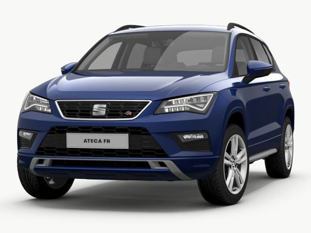 Seat Ateca - FR 1.5 TSI ACT 110 kW (150 PS) Climatronic Media System Plus Voll LED