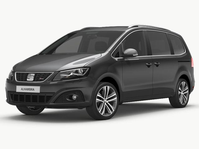 Seat Alhambra - FR-Line 1.4 TSI 110 kW (150 PS) 6-Gang