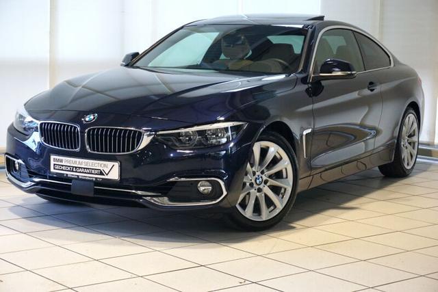 BMW 4er 430d Coupé Luxury Line Navi/WLAN/EGSD