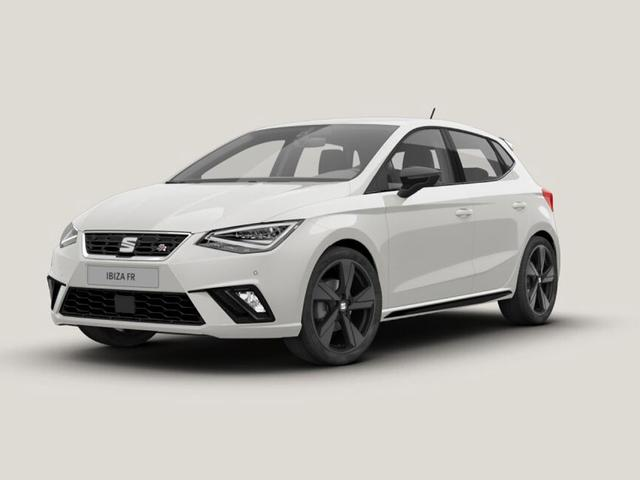 Seat Ibiza - FR Black Edition W-LAN Voll LED Navigation