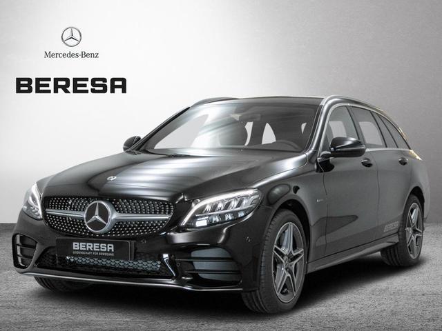 Mercedes-Benz C-Klasse C 300 de T AMG LED Kamera AHK Navi PDC