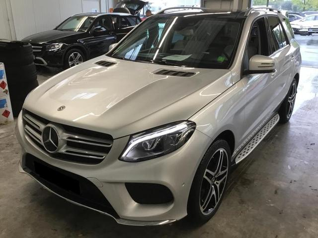 Mercedes-Benz GLE - 400 4M AMG Distronic Pano. 21'' Airmatic 360