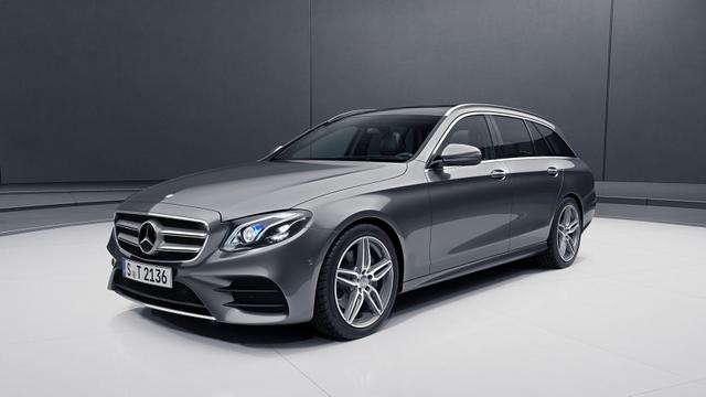 Mercedes-Benz E-Klasse T-Modell - E 200 AMG LED AHK Kamera Navi PDC