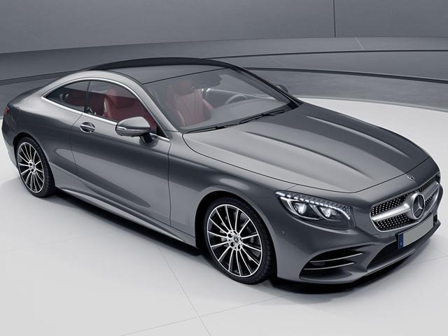 Mercedes-Benz S-Klasse S 560 AMG Sitzklima Designo HUD Burmester