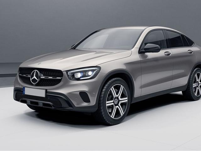Mercedes-Benz GLC - 200 4M Coupé AMG LED AHK Kamera PDC Sitzhz.