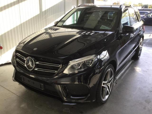 Mercedes-Benz GLE - 500 4M AMG Airmatic Distronic Harman Kardon