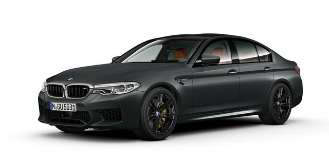 BMW M5 - Competition 625PS Pak. M Track Pak TV Individual