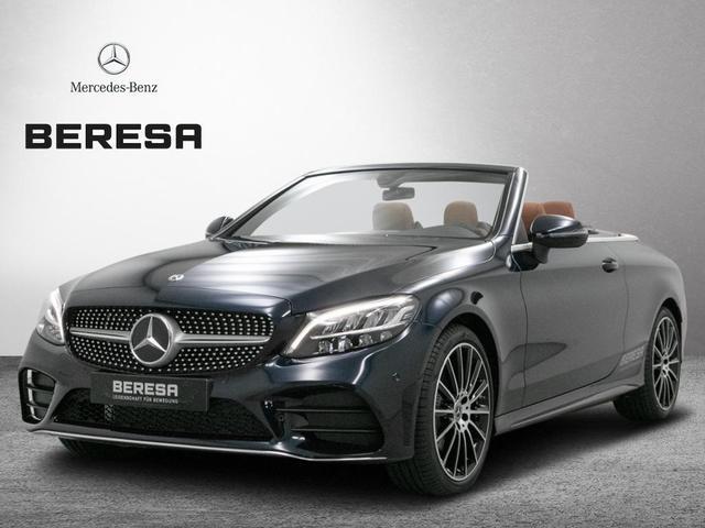 Mercedes-Benz C-Klasse C 180 Cabriolet AMG Sitzklima Burmester LED