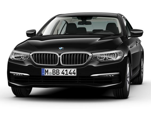 BMW 5er 520dA Limousine Businesspaket Navigation Parking