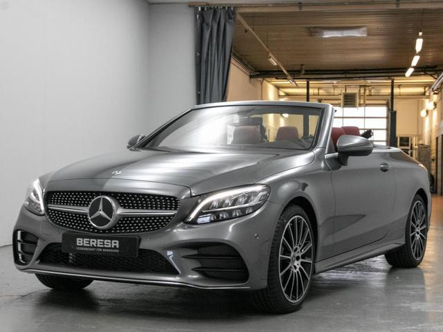 Mercedes-Benz C-Klasse - C 180 Cabriolet AMG Kamera Burmester LED