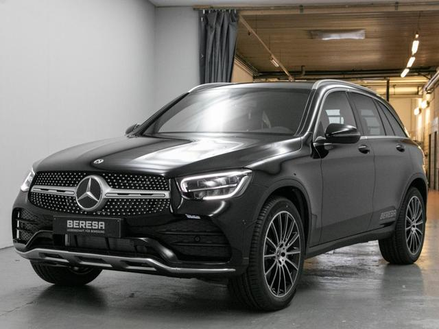 Mercedes-Benz GLC 200 d 4M AMG Facelift AHK Kamera LED