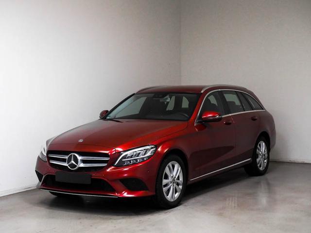 Mercedes-Benz C-Klasse - C 300 T Avantgarde Kamera LED AHK Memory Navi
