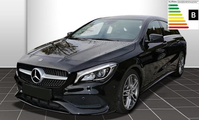 Mercedes-Benz CLA - 200 Shooting Brake AMG Styling Night Paket LED