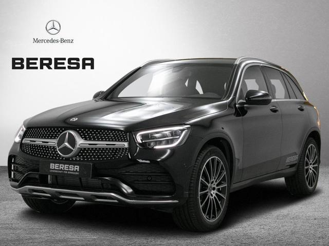Mercedes-Benz GLC 200 d 4M AMG Facelift AHK Kamera PDC LED