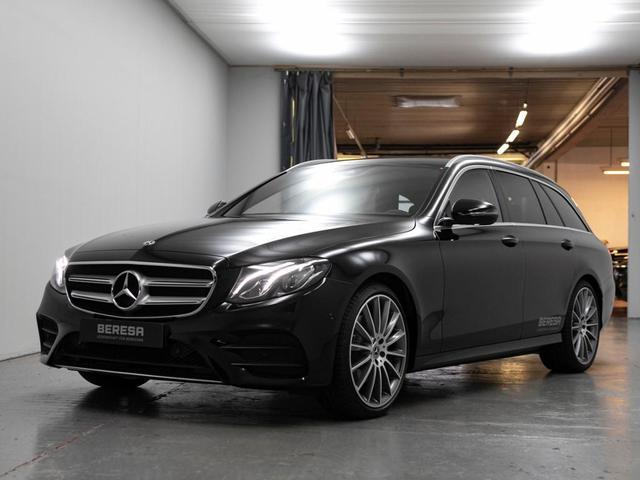 Mercedes-Benz E-Klasse T-Modell E 220 d T AMG Kamera AHK LED Spur-P.