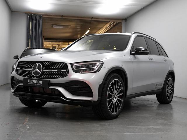 Mercedes-Benz GLC 200 4M AMG Facelift Night Kamera AHK LED PDC