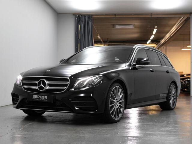 Mercedes-Benz E-Klasse E 220 d T AMG Spur-P. LED AHK Kamera Navi PDC