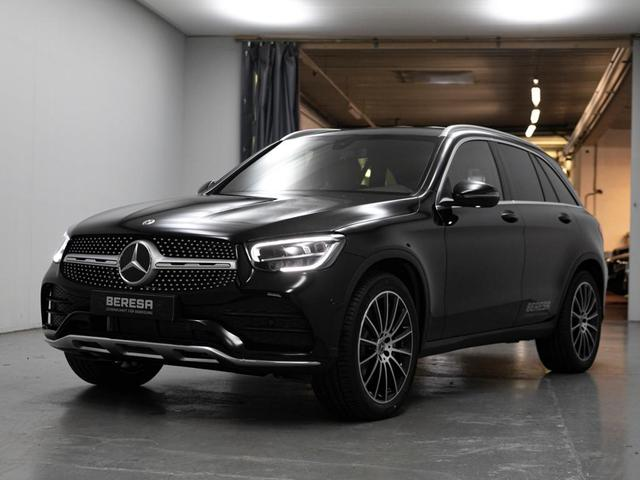 Mercedes-Benz GLC - 220 d 4M AMG Facelift LED AHK Kamera PDC
