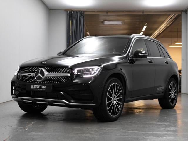 Mercedes-Benz GLC 220 d 4MATIC AMG LED AHK Kamera PDC