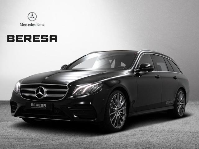 Mercedes-Benz E-Klasse E 220 d T AMG Kamera LED AHK Park-Ass. Navi