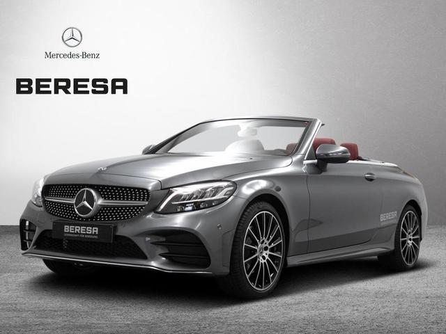 Mercedes-Benz C-Klasse C 180 Cabriolet AMG Kamera Burmest Sitzklima LED