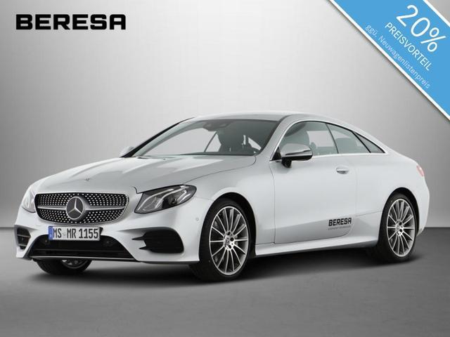 Mercedes-Benz E-Klasse - E 350 d Coupé AMG Fahrassist. Navi LED Sitzhz.