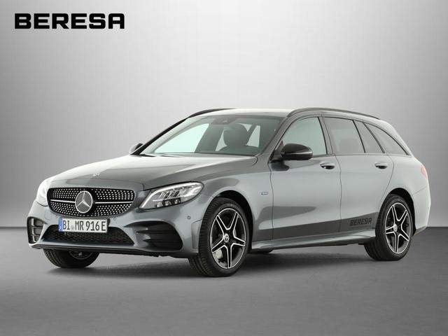 Mercedes-Benz C-Klasse - C 300 e T AMG Night Kamera AHK LED Totwinkel