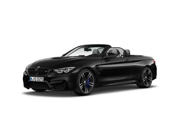 BMW M4 - Cabrio Competition Pak. DKG LED HuD DAB Navi