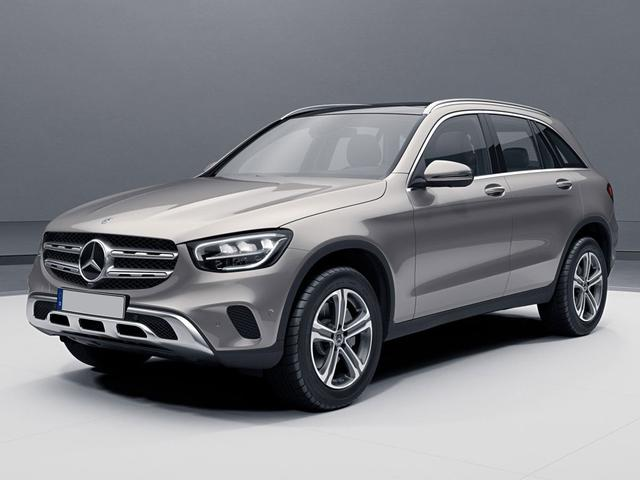 Mercedes-Benz GLC 200 d 4M AMG Night LED AHK Kamera PDC