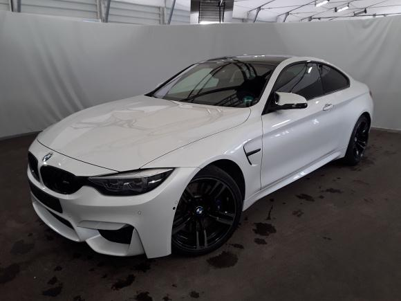 BMW M4 - Coupe Competition Super Ausstattung