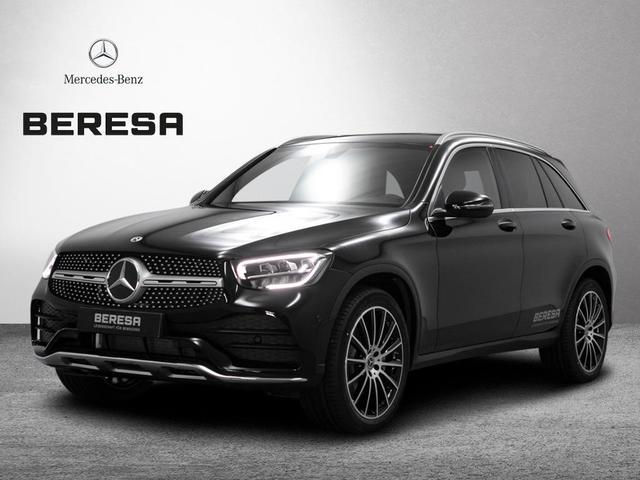 Mercedes-Benz GLC 200 d 4M AMG LED AHK Kamera PDC