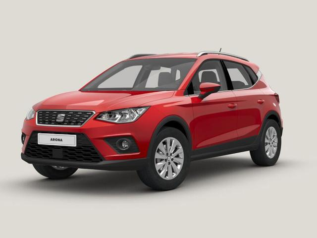 Seat Arona - XCELLENCE 1.0 TSI 85 kW (115 PS) DSG Einparkhilfe Tempomat