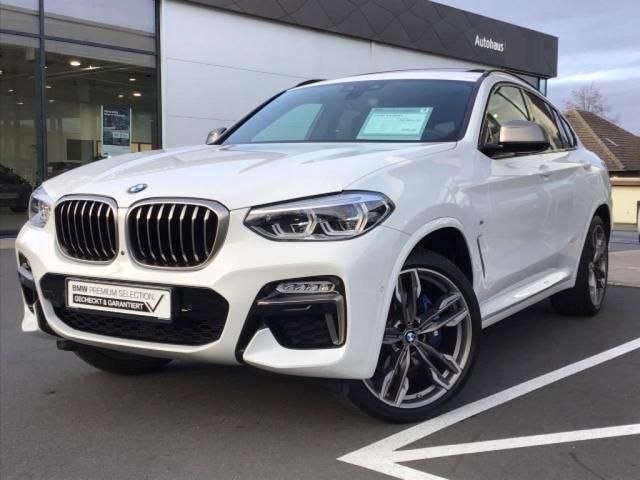 BMW X4 - M40i DriAss AHK HUD Panorama ALED PAP