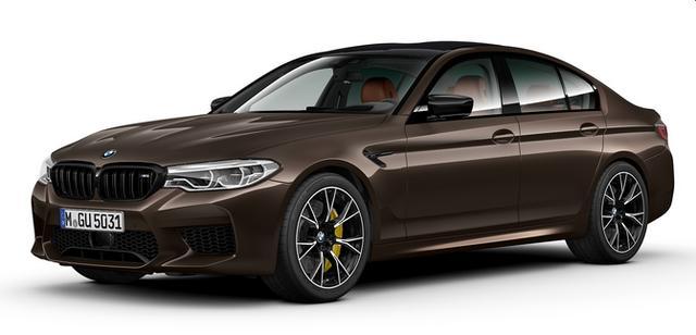 BMW M5 - Limousine SUPER AUSSTATTUNG eh. UVP 176840.-€