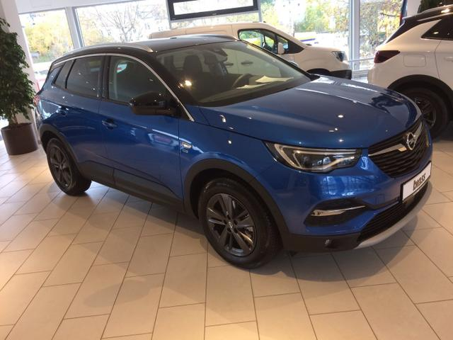 Opel Grandland X - 1.6 Start/Stop Automatik Ultimate