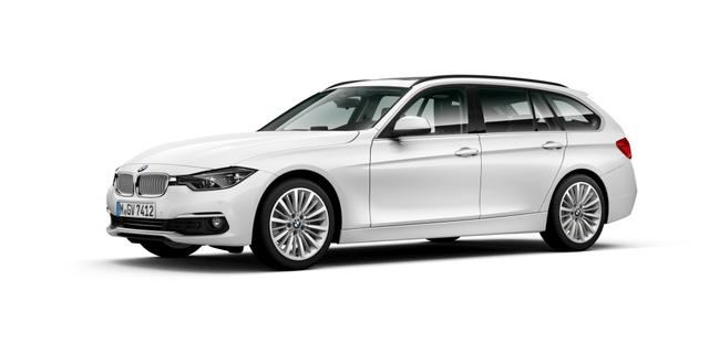 BMW 3er 320d A Tour. Luxury AHK*LED*NaviProf*Panorama*
